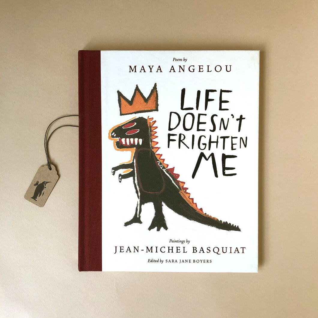 Life Doesn't Frighten Me Book - Books (Children's) - pucciManuli