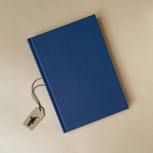 linen-journal-with-blue-fabric-hardcover