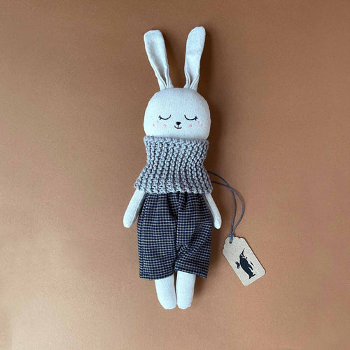 little-bunny-in-blue-checker-dungarees-with-grey-knit-scarf