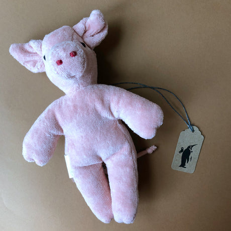 Little Organic Cotton Pig - Stuffed Animals - pucciManuli