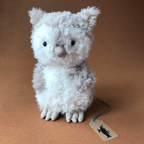 Little Owl - Stuffed Animals - pucciManuli