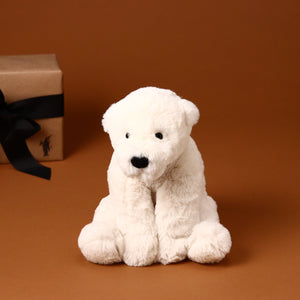 Little Perry Polar Bear - Stuffed Animals - pucciManuli