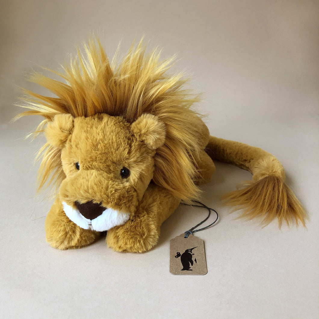Louie Lion | Little - Stuffed Animals - pucciManuli
