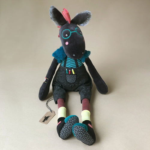 Lucien the Horse - Stuffed Animals - pucciManuli