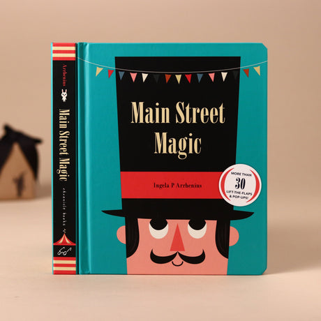 Main Street Magic Book - Books (Children's) - pucciManuli