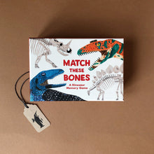 Load image into Gallery viewer, Match These Bones A Dinosaur Memory Game - Games - pucciManuli