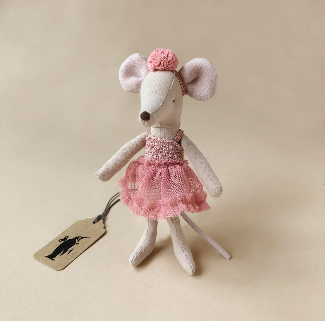 Matchbox Mouse Big Sister | Mira Belle Dancer - Pretend Play - pucciManuli