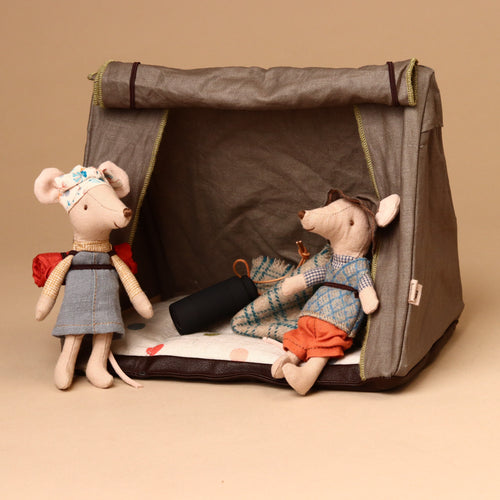 Matchbox Mouse Camping Set - Dolls & Doll Accessories - pucciManuli