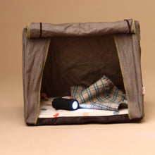 Load image into Gallery viewer, Matchbox Mouse Camping Set - Dolls & Doll Accessories - pucciManuli