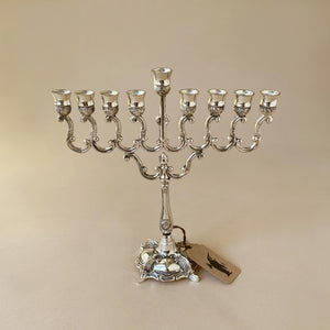 gold-colored-menorah
