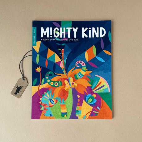 Mighty Kind Kids Magazine | Greetings Issue - Books (Children's) - pucciManuli