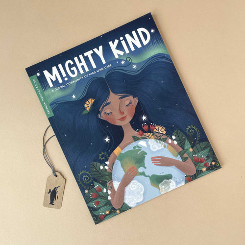 Mighty Kind Kids Magazine | Natural Wonders Issue - Books (Children's) - pucciManuli