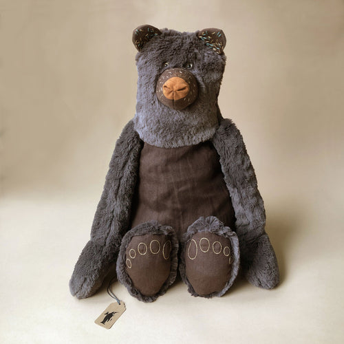 Mimosa the Bear | Medium - Stuffed Animals - pucciManuli