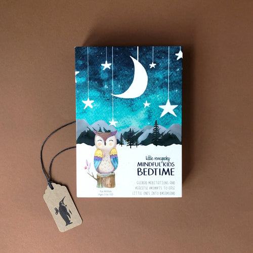mindful-kids-bedtime-cards-box-with-sleeping-owl-and-nigh-sky-illustration