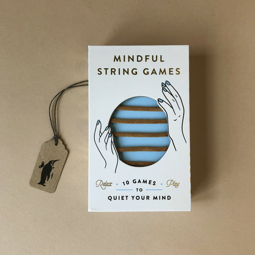 Mindful String Games - Games - pucciManuli