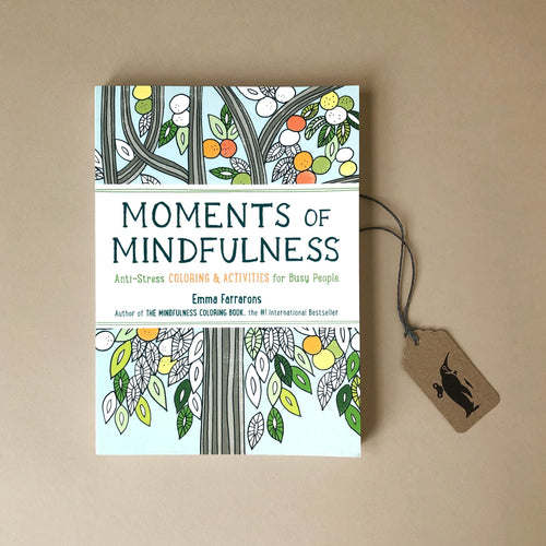 Moments of Mindfulness Coloring & Activity Book - Arts & Crafts - pucciManuli
