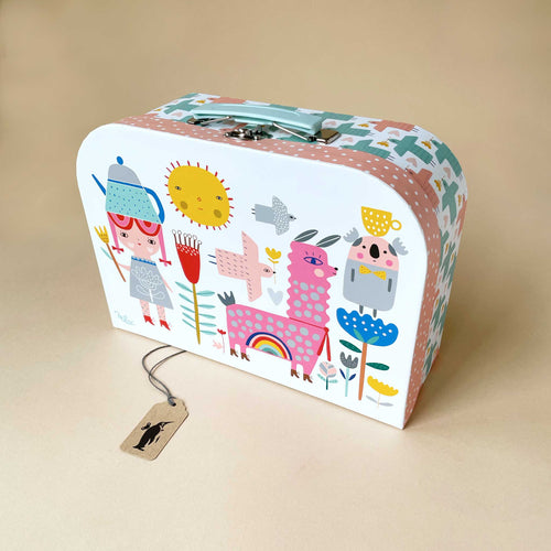 music-tin-tea-set-in-floral-llama-suitcase