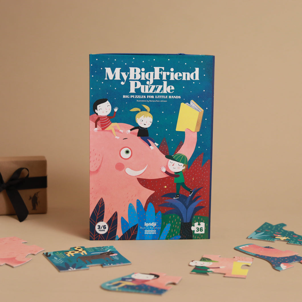 My Big Friend Puzzle - Puzzles - pucciManuli