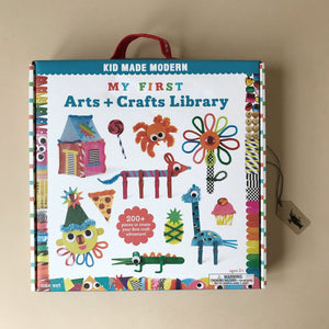 My First Arts & Crafts Library - Arts & Crafts - pucciManuli