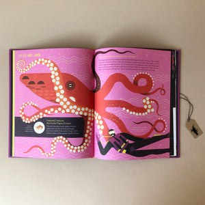 Obsessive About Octopuses - Books (Children's) - pucciManuli