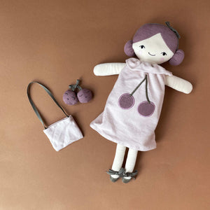 organic-cherry-pie-doll-with-berry-hair-and-pink-dress