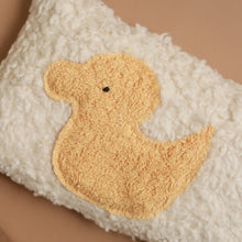 Load image into Gallery viewer, Organic Warming Duckling Pillow - Stuffed Animals - pucciManuli