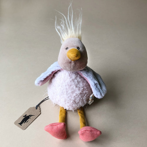 Petunia the Ostrich Chick - Stuffed Animals - pucciManuli