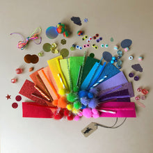 Load image into Gallery viewer, Over The Rainbow Craft Kit - Arts & Crafts - pucciManuli