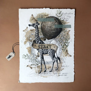 start-where-you-are-paper-print-with-illustrated-giraffe-and-hot-air-balloon