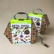 Load image into Gallery viewer, petal-party-jewelry-kit-packaging