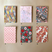 Load image into Gallery viewer, Petite Hand Bound Notebook | Pinks - Stationery - pucciManuli