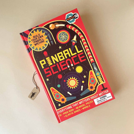Pinball Science Kit - Games - pucciManuli