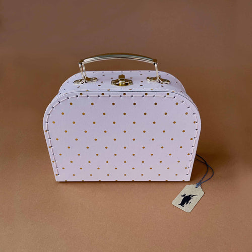 Pink Gold Suitcase | Small - Storage - pucciManuli