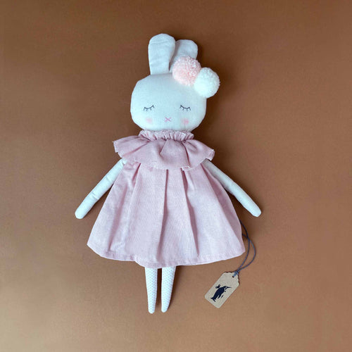 isabelle-bunny-in-pink-dress-with-pom-pom-head-piece