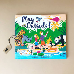 Play Outside - Books (Children's) - pucciManuli