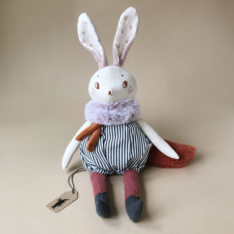 plume-bunny-with-white-fur-stripped-body-pink-scarf-and-black-boots