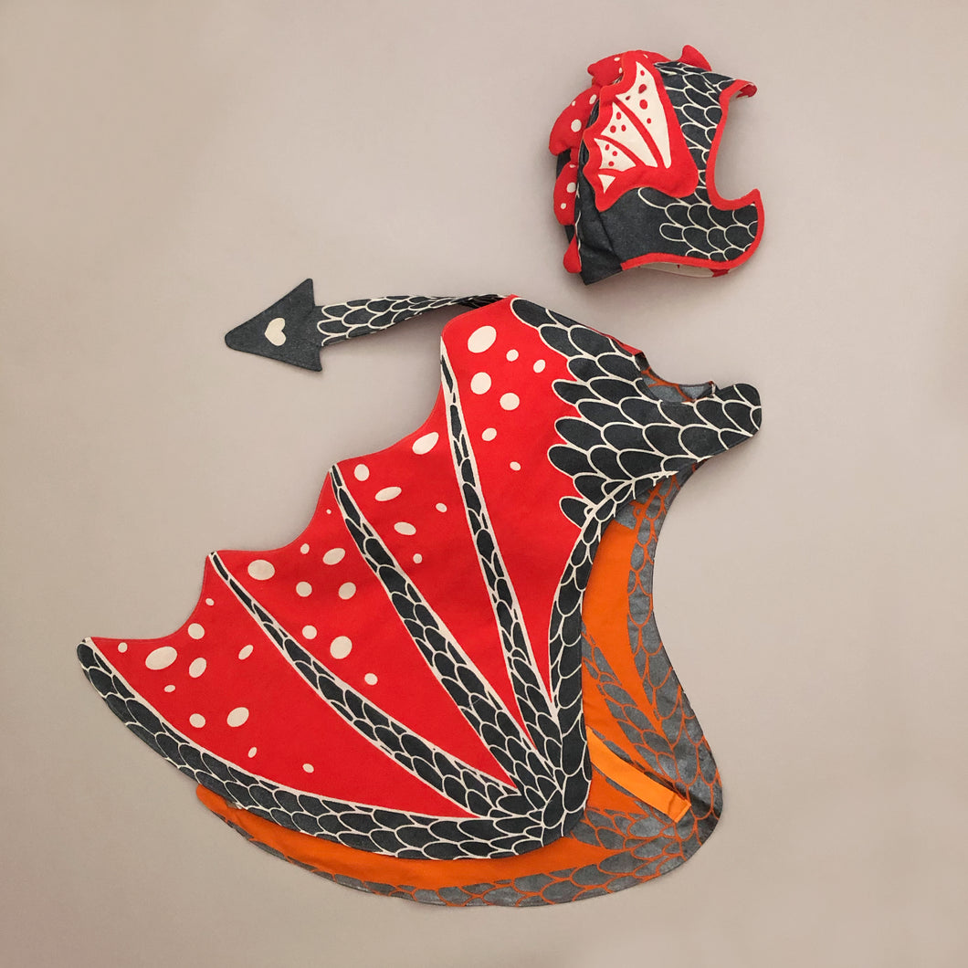 pretend-play-dragon-wings-set-lava-in-red-and-gray-including-dragon-hat-with-ears-by-lovelane-designs