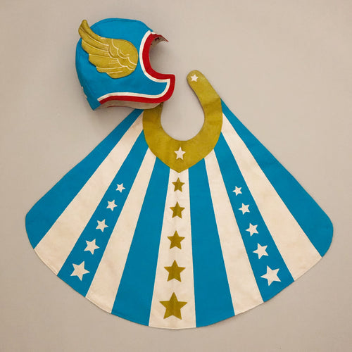 pretend-play-hero-set-blue-cape-and-hat-with-white-and-blue-stripes-with-gold-accents-by-lovelane-designs