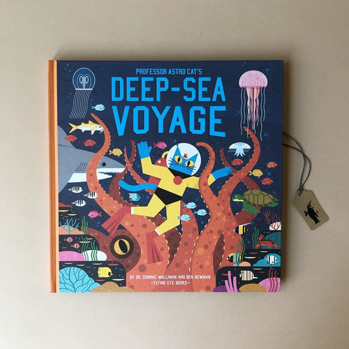 Professor Astrocat's Deep Sea Voyage - Books (Children's) - pucciManuli