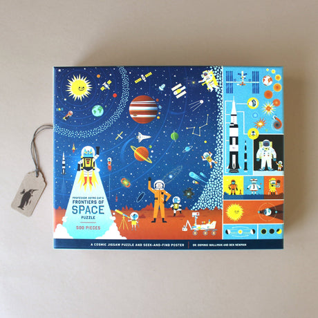 Professor Astro Cat's Frontiers of Space Puzzle - Puzzles - pucciManuli