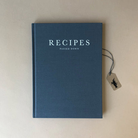 Recipes Passed Down | Stone - Books (Adult) - pucciManuli