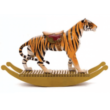 Load image into Gallery viewer, Rocking Tiger - Stevenson Brothers Rocking Horses - pucciManuli