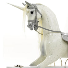 Load image into Gallery viewer, Rocking Unicorn - Stevenson Brothers Rocking Horses - pucciManuli