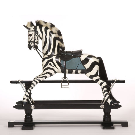 Rocking Zebra - Home Decor - pucciManuli