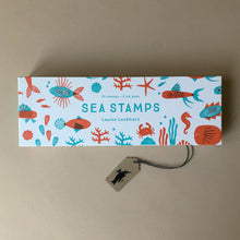 Load image into Gallery viewer, Sea Stamp Set - Arts & Crafts - pucciManuli