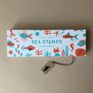 Sea Stamp Set - Arts & Crafts - pucciManuli