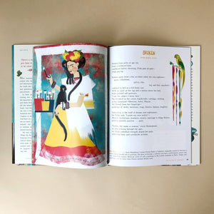 shaking-things-up-interior-page-illustrated-with-frida-kahlo-and-the-poem-broken