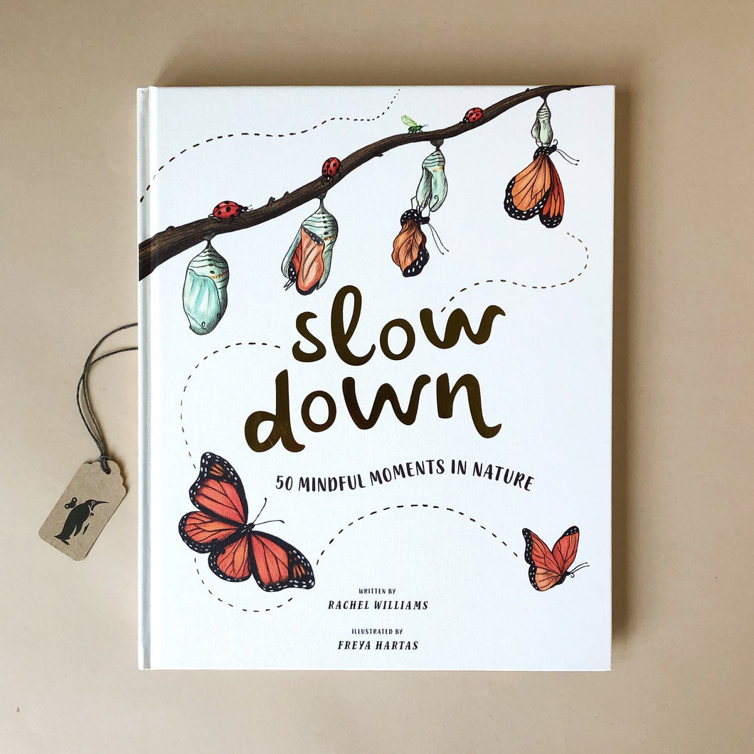 Slow Down | 50 Mindful Moments in Nature - Books (Children's) - pucciManuli