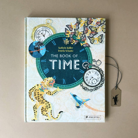 The Book of Time - Books (Children's) - pucciManuli