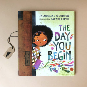 The Day You Begin Book - Clothing (Children's) - pucciManuli